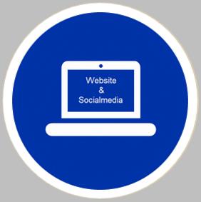 Gun u zelf het gemak van website en social media beheer