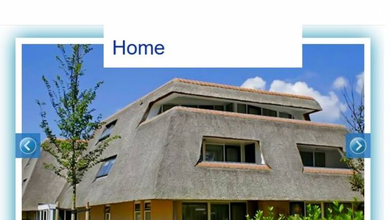 Website vakantiehuisescape.nl opgeleverd.