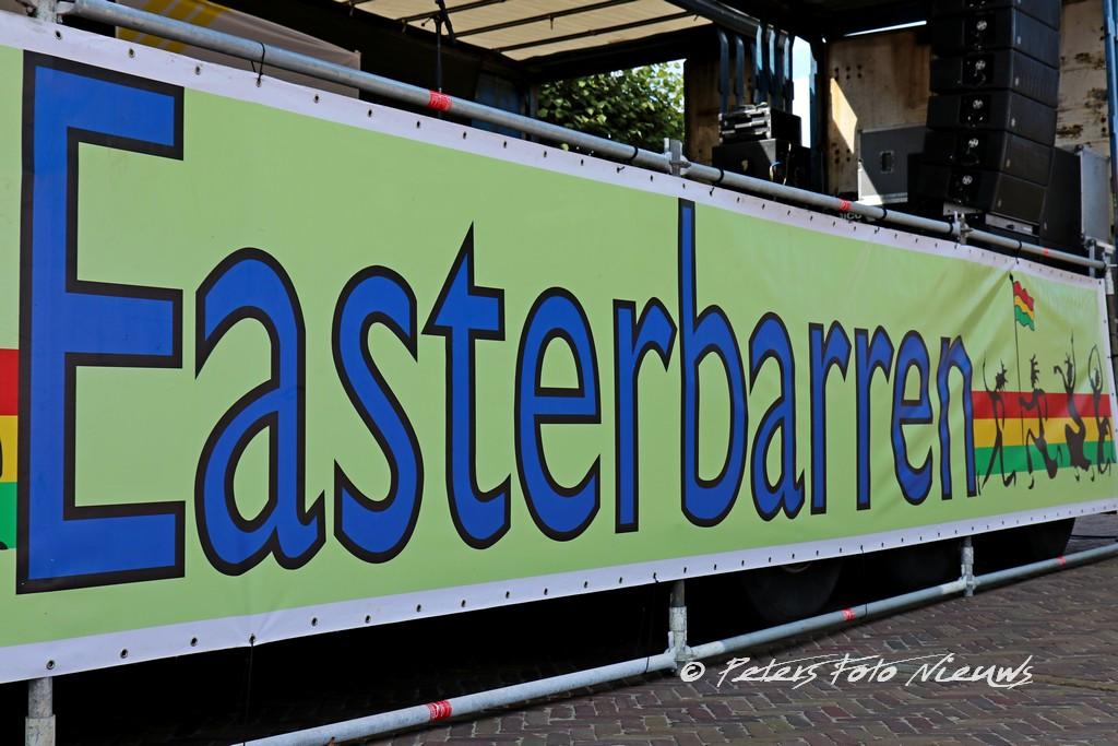 Foto Nieuws, Straatfestival Easterbarren
