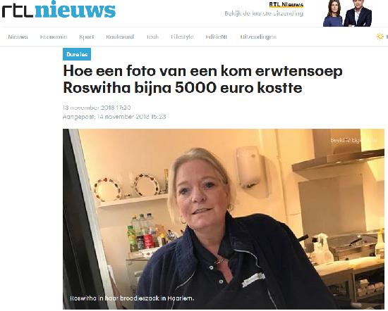 Bijna 5000 euro