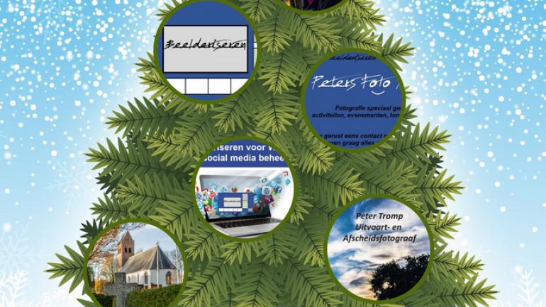 Fijne feestdagen en de beste wensen voor 2019