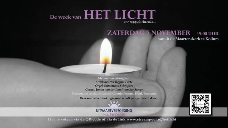 De week van het licht