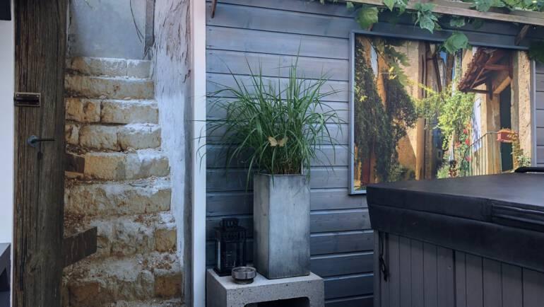 Met Tuinposters haal je het vakantiegevoel je tuin in!
